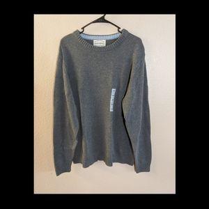 NWT High Sierra Men's Gray Sweater Size L